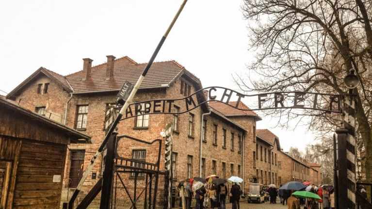 Auschwitz 'Christmas ornaments' removed from Amazon following complaints by museum