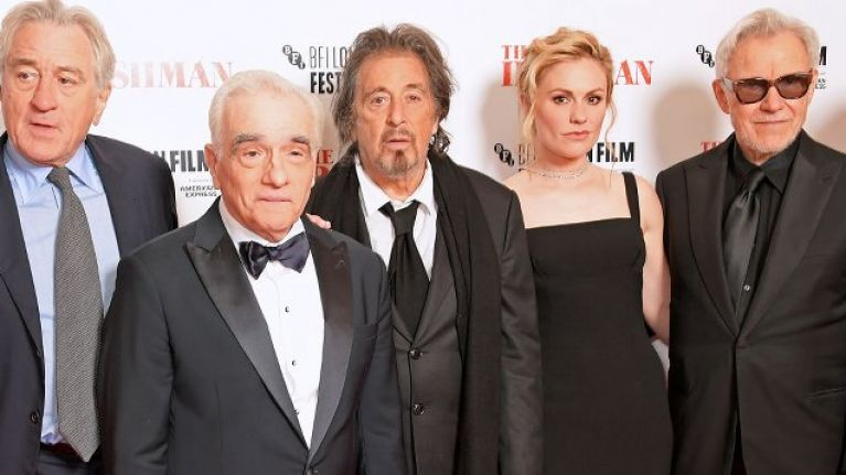 Robert De Niro defends presentation of Anna Paquin's character in The Irishman