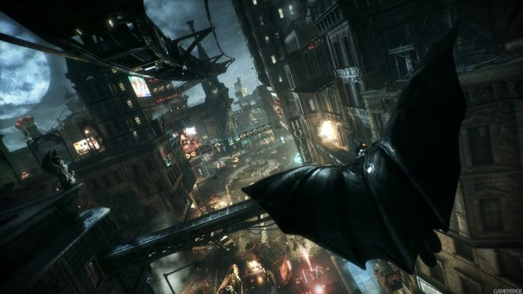 It looks like that new top-secret Batman: Arkham game will be revealed very soon