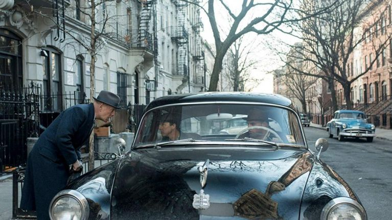 Oscar-nominee Dick Pope on how they recreated 1950s New York for Motherless Brooklyn