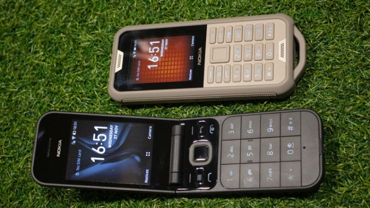 REVIEW: The Nokia 800 Tough and Nokia 2720 Flip, phones from a simpler time but with modern-day quirks