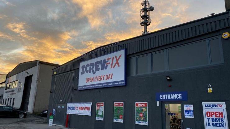 Screwfix to create 400 jobs in Ireland across 40 new stores