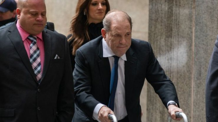 """""""My work has been forgotten"""" - Harvey Weinstein hits out in new interview"""