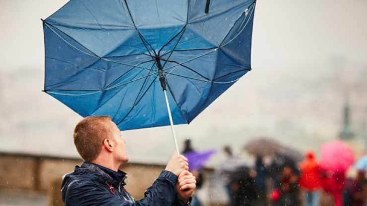 Status Yellow weather warning issued for all of Ireland