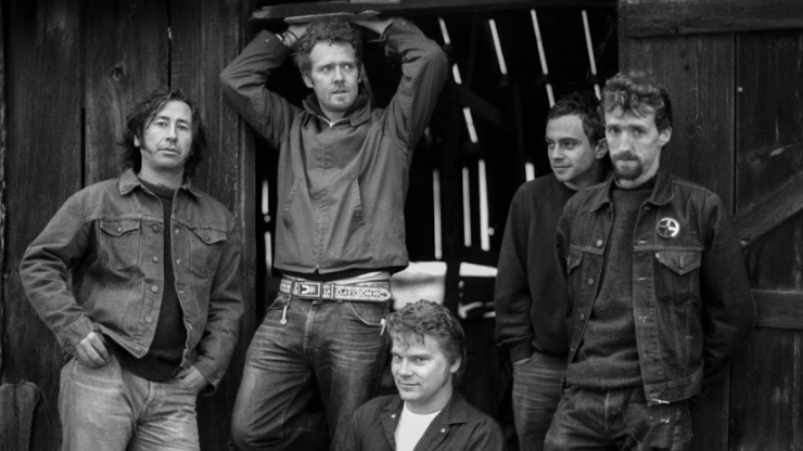The Frames will be playing a one-off gig in Dublin to mark their 30th anniversary