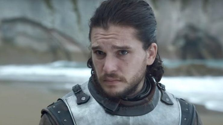 'I'm the Loner Throner': Kit Harington on being Game of Thrones' only Golden Globe nominee