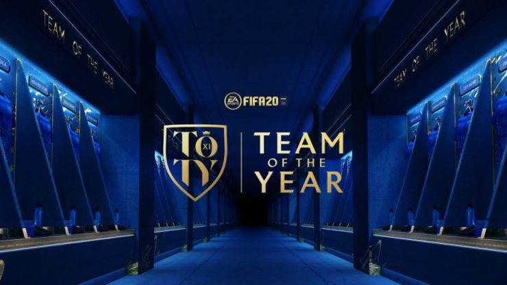 Here's how you can vote for EA SPORTS™ FIFA Team of the Year