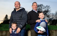 Rory Best encourages public to get nominating for Grandparent of the Year