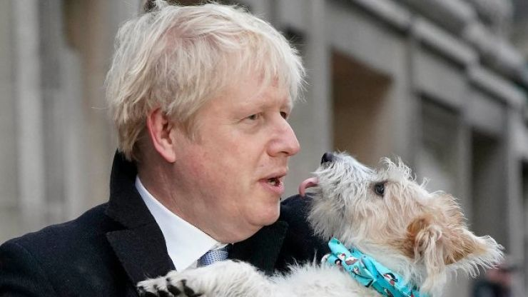 UK General Election exit poll indicates emphatic Boris Johnson victory