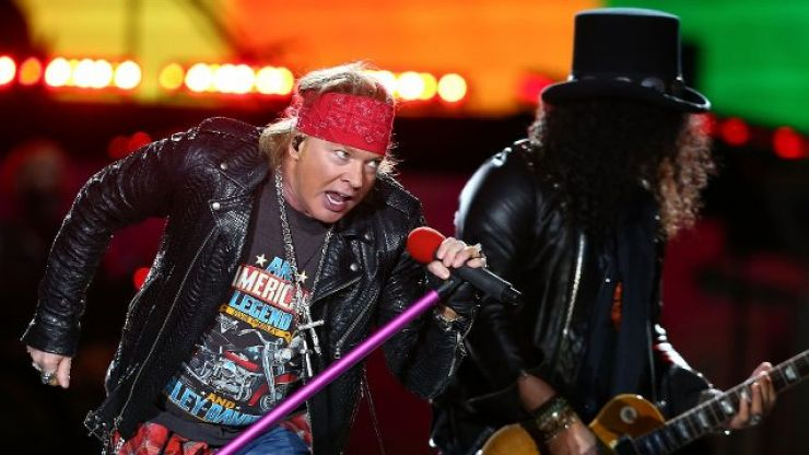 Guns N' Roses announce Irish gig for 2020