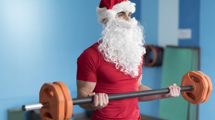 Workout at home this Christmas with these five easy exercises