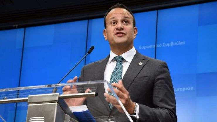 "Tánaiste Leo Varadkar ""increasingly confident"" indoor dining and pubs will open by July"