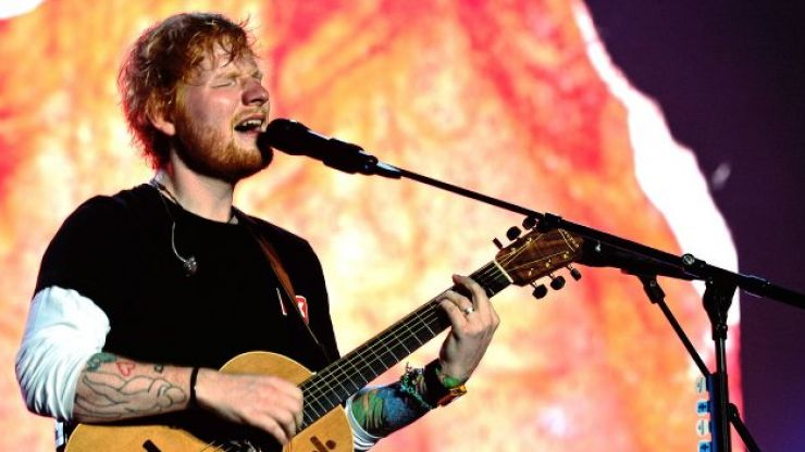 Ed Sheeran is taking another break from music