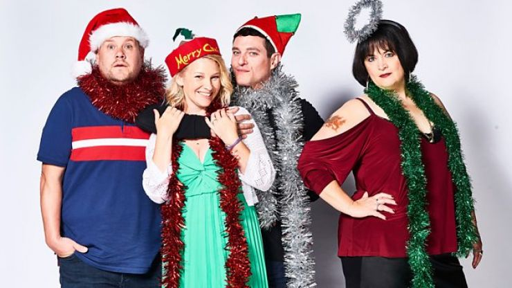 Ruth Jones explains why Gavin & Stacey didn't censor 'Fairytale of New York'