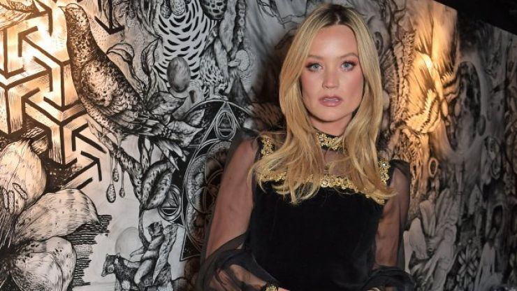 Laura Whitmore hits out at paparazzi photographing her following Caroline Flack's death