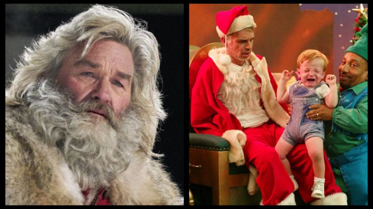 Who is the best Santa Claus ever in the history of movies?