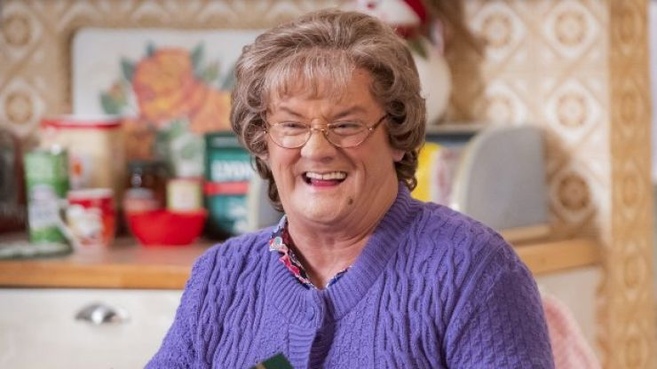 Mrs Brown's Boys tops Irish Christmas TV ratings for ninth year running
