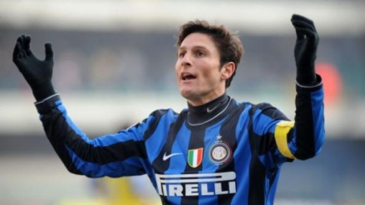 Javier Zanetti is retiring, so have a look at his remarkable career in Panini stickers