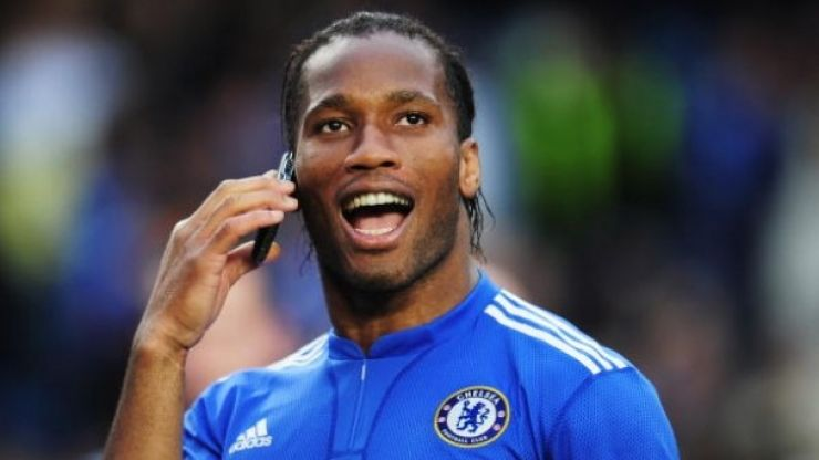 Oscar gives up the number 11 shirt at Chelsea to the returning Didier Drogba