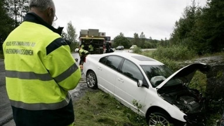 God bless Sweden - 40 years of Volvo's Accident Research Team