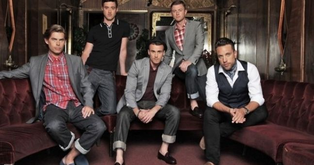 From decorator to major record deal: Cork's Timmy Matley from The Overtones