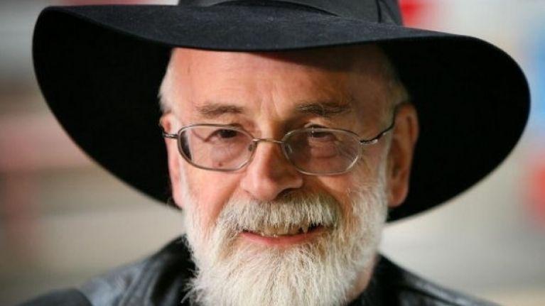 Terry Pratchett joins staff at Trinity College Dublin