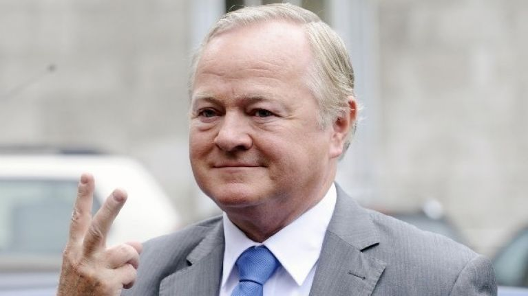 """MEP study break costs are """"all sh**e"""": Fine Gael MEP Jim Higgins"""
