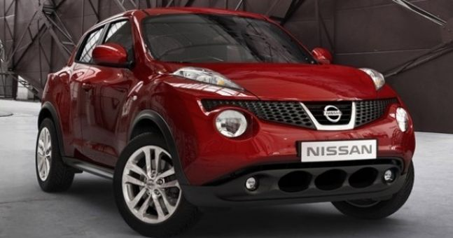 Nissan Juke wins Irish Car of the Year title for 2011