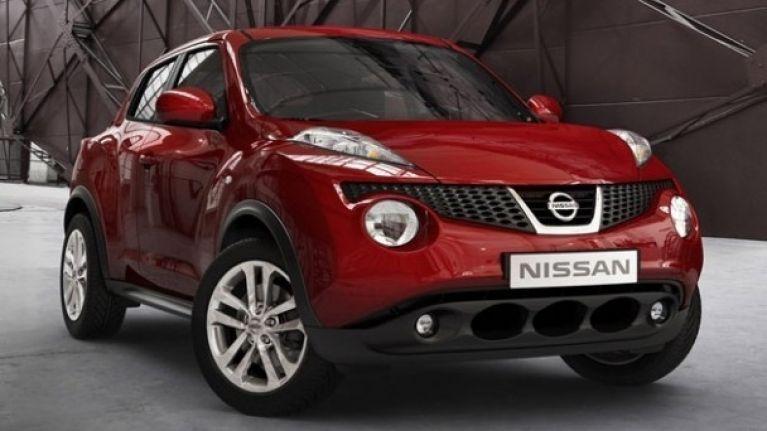 Nissan Juke wins Irish Car of the Year title for 2011