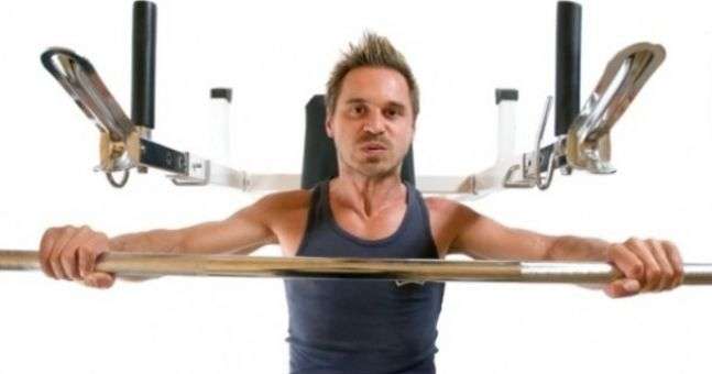 Exercise of the Week: Barbell bench press