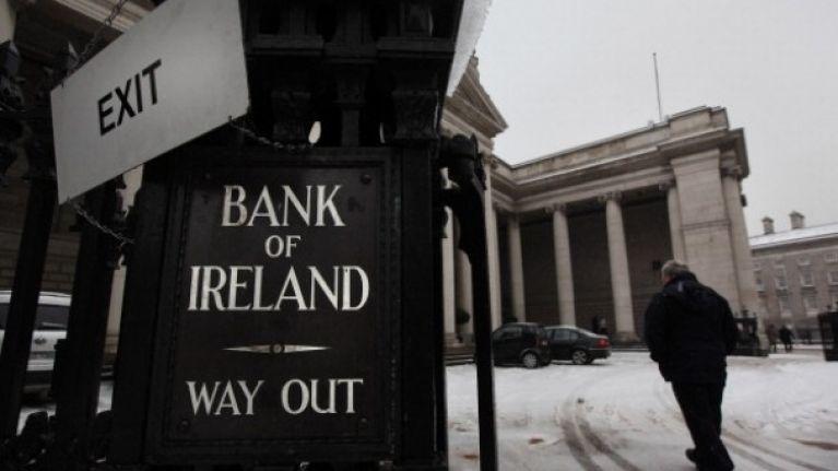 Yesterday's Bank of Ireland glitch exploited
