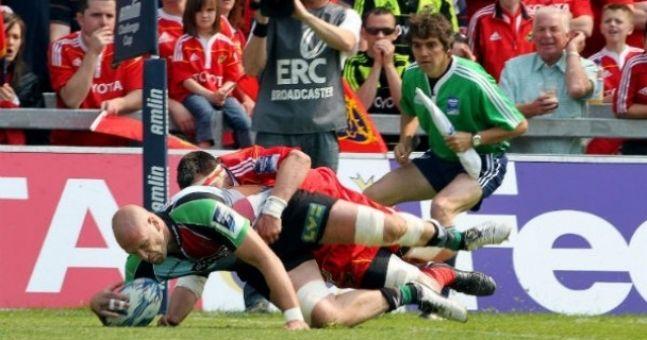 Harlequins send Munster crashing out of Challenge Cup