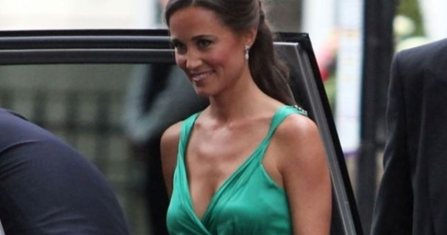 Raunchy picture of Pippa Middleton surfaces online