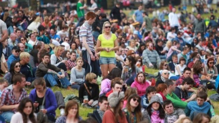 There will be no concert at Slane Castle this year
