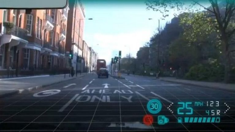 Stunning Autoglass video presents futuristic vision of windscreens