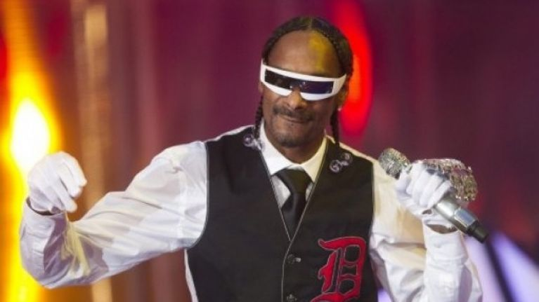 Snoop Dogg brought down to earth after Star Trek look fails miserably