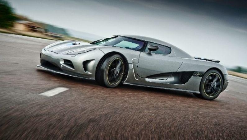 Top 5: European sports cars | JOE.ie