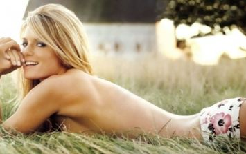 US model Marissa Miller