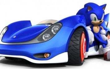Sonic & Sega All Star Racing takes pole position on iPhone