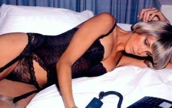 Brazilian model Ana Hickmann