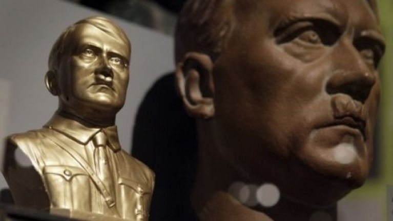 Britain's plot to turn Hitler into a woman