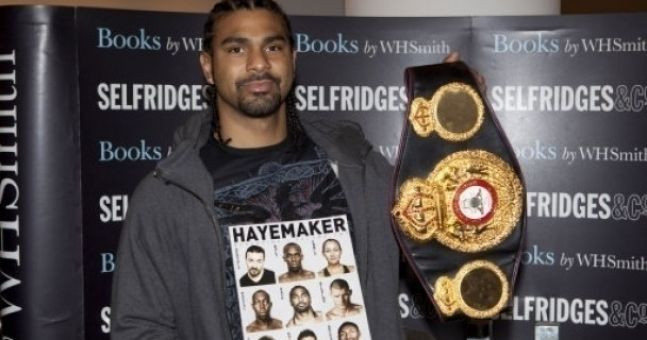 Video: David Haye on Rampage-Jones at UFC 135