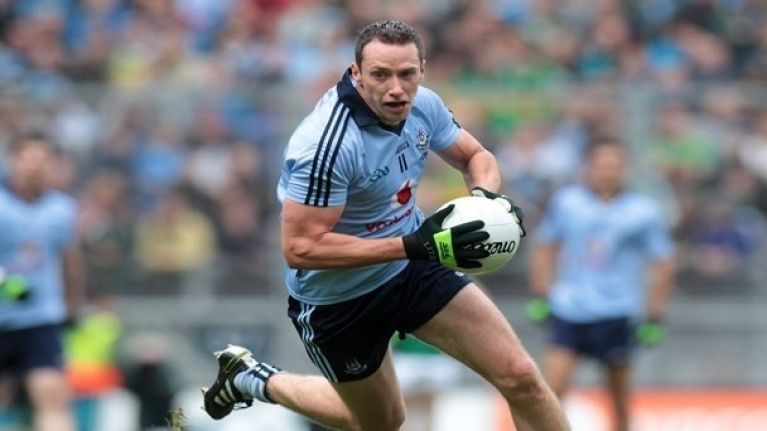 Tougher than David Haye: Dublin star Cahill played with broken toe