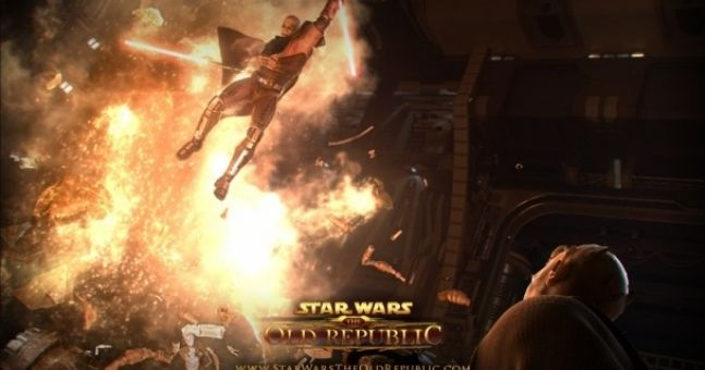 Hands-on Preview: Star Wars: The Old Republic