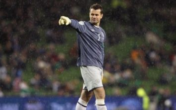 Confirmed: Shay Given is back in the Ireland squad
