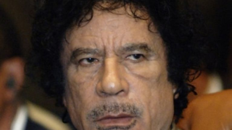 Five things you may not know about Colonel Gaddafi