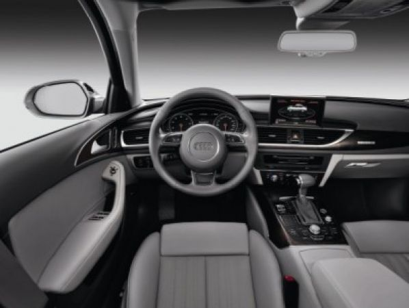 The New Audi A6 Saloon Revealed And Heading For Irish Roads Joe Is
