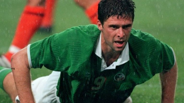 Happy Birthday Niall Quinn: JOE looks at the sporting life of an Irish legend