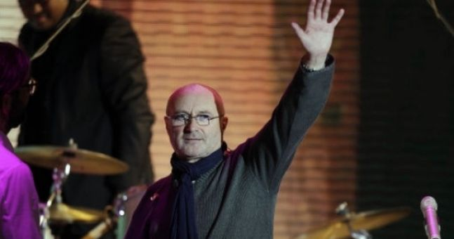 Retiring Phil Collins apologises for his music career