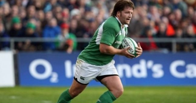 Shane Byrne On Ireland Being A Late Developer And His Famous Mullet Joe Is The Voice Of Irish People At Home And Abroad